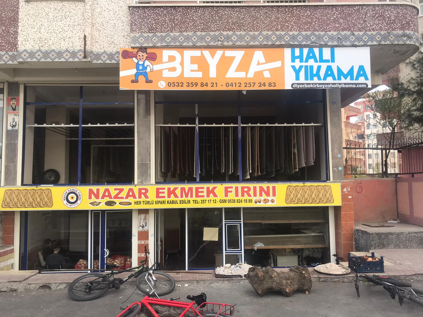 Beyza Diyarbakır Halı Yıkama